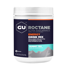 GU Energy Roctane Ultra Endurance Energy Drink Sport Ernæring Summit Tea 780g
